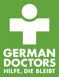Logo der German Doctors width=